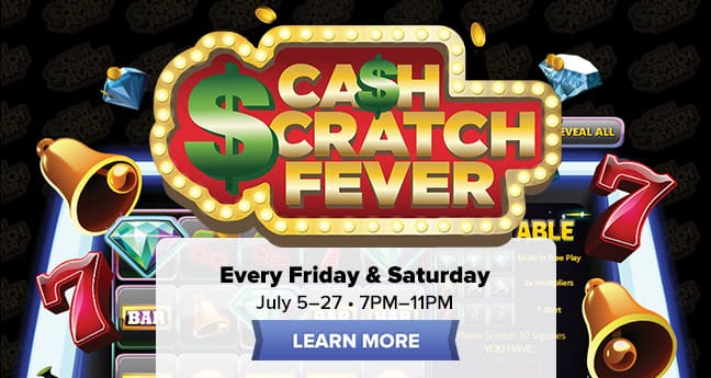 Cash Scratch Fever